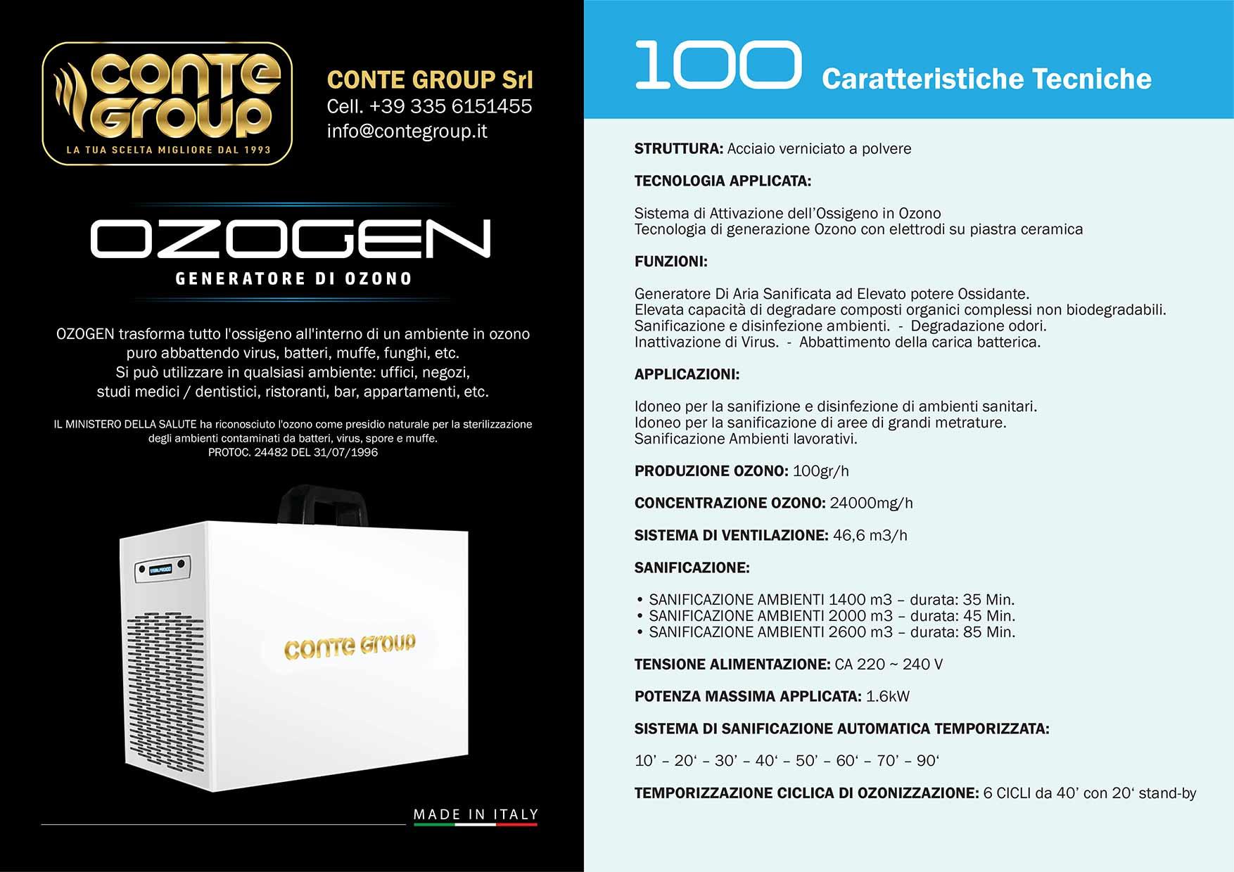 Ozogen-100