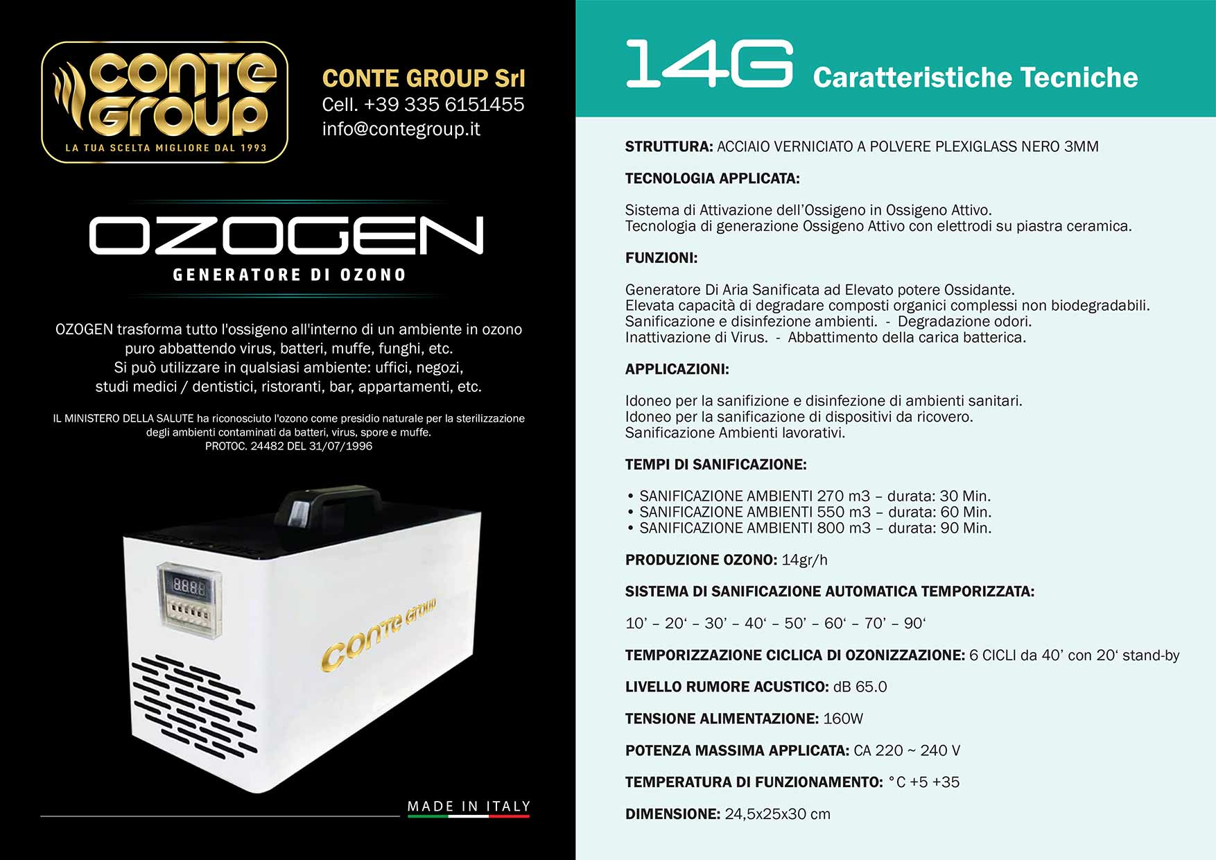 Ozogen-14G